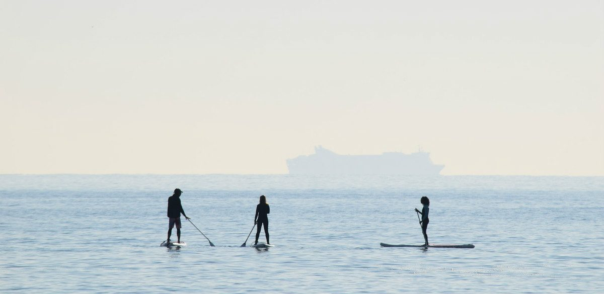 team-building - paddle surf